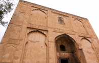 Peshawar's deserted historical buildings