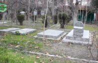 Gilgit's Gora Qabristan or white graveyard
