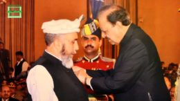 How Ghulam Sarwar won the Medal of Bravery