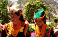 The idyllic Kalash valley