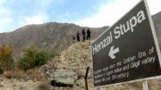 henzal stupa
