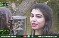 Huma Ameer: A sculpturist from Balochistan