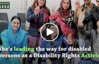 Romila Hamid is an example for people with disabilities