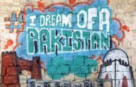 The blooming walls of Karachi