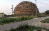 Historical Mankiala Stupa