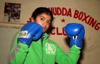 This Pakistani young girl is training hard to make Pakistan proud in future.
